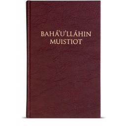 Bahá'u'lláhin muistiot