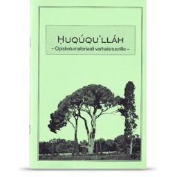 Huqúqu'lláh (varhaisnuorille)