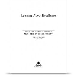 Learning About Excellence