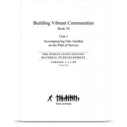 Book 10: Building Vibrant Communities, unit 1