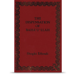 Dispensation of Bahá'u'lláh